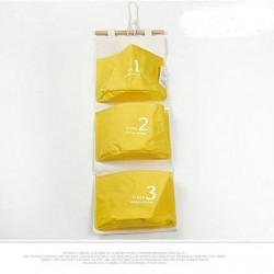 XIMISO 123 Şeker Renkli Askılı Çanta, Pembe
