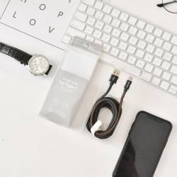 XIMISO 2 Metre TYPE-C Veri Şarj Kablosu, Siyah