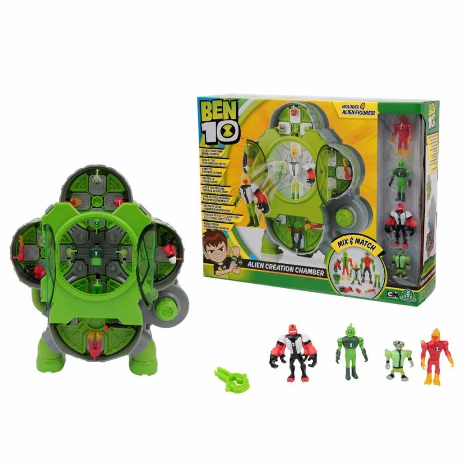 BEN 10 77711 Uzaylı Tasarım Seti
