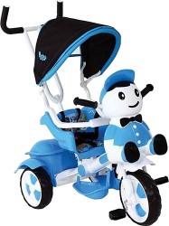 BABYHOPE 125 YUPİ Üçteker Bisiklet, Mavi