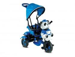 BABYHOPE 127 Little Panda Üçteker Bisiklet, Mavi