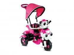 BABYHOPE 127 Little Panda Üçteker Bisiklet, Pembe