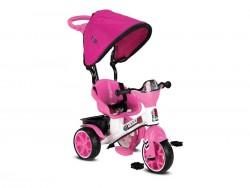 Babyhope Bobo Speed Tenteli Bisiklet, Pembe