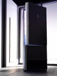 Blomberg MKND 3880B Kombi No Frost 520Lt. Siyah Cam Buzdolabı w:188 h:250