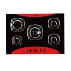 BOMPANİ Ankastre BO219VC Ocak - ColorMe Kırmızı Vitroseramik w:250 h:250