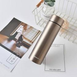 XIMISO Business Style Yalıtımlı Termos 420ml, Şampanya Rengi w:250 h:250
