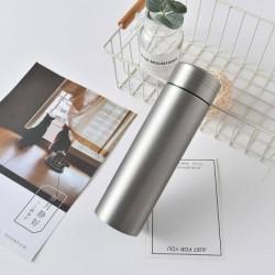 XIMISO Business Style Yalıtımlı Termos 420ml, Çelik Renk w:250 h:250