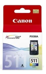 Canon CL-511 Renkli Kartuş