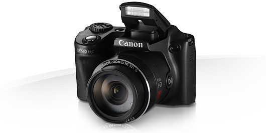 CANON SX510HS Digital Fotoğraf Makinesi Powershot