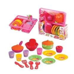Dede 01169 Candy Bulaşık Seti