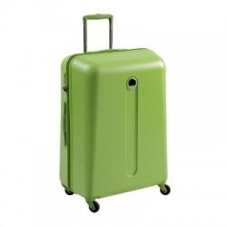 DELSEY Helium, 4 Tekerlekli 76 cm Valiz 1606821, Yeşil