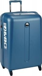 DELSEY Helium, 4 Tekerlekli 76 cm Valiz 1606821, Mavi
