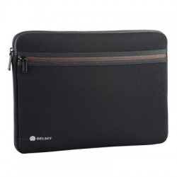"DELSEY Neo Cover, Laptop Kılıfı 17"" 0198186, Siyah"