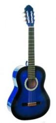 EKO CS-10BB Stüdyo Serisi Blueburst Klasik Gitar 4/4 Ölçek