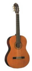 EKO CS-10N Stüdyo Serisi Natural Klasik Gitar 4/4 Ölçek w:112 h:250
