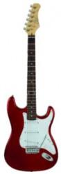 EKO S300 CR Elektro Gitar, Kırmızı