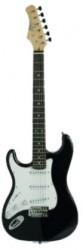 EKO S300 LH B Elektro Gitar - Sol El, Siyah