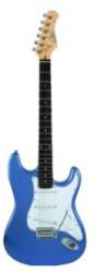 EKO S300 MB Elektro Gitar, Metalik Mavi