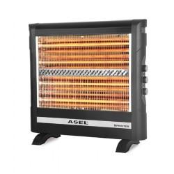 ASEL Elektrikli Quartz Isıtıcı Sprinter w:250 h:250