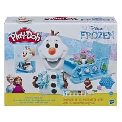 HAASBRO E5375 Play-Doh Disney Frozen Olaf'ın Kızağı w:250 h:250
