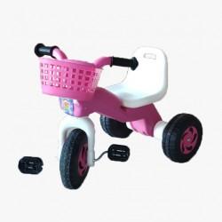 BABYHOPE Hakan 3 Teker Bisiklet 2-4 Yaş, Pembe