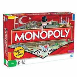 Hasbro 01610 Monopoly Türkiye