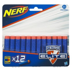 HASBRO A0350 Nerf N-Strike Elite 12'li Yedek Paket w:250 h:250