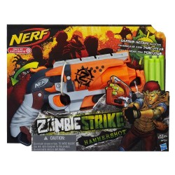HASBRO A4325 Nerf Zombie Strike Hammershot w:250 h:250