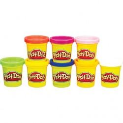 HASBRO A7923 Play-Doh Gökkuşağı Seti w:250 h:250