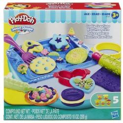 HASBRO B0307 Play-Doh Kurabiye Seti w:250 h:250