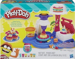 HASBRO B3399 Play-Doh Tatlı Partisi w:250 h:197
