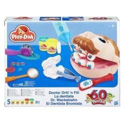 HASBRO B5520 Play-Doh Dişçi Seti w:250 h:250