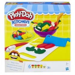 HASBRO B9012 Play-Doh Şefin Mutfağı w:250 h:250