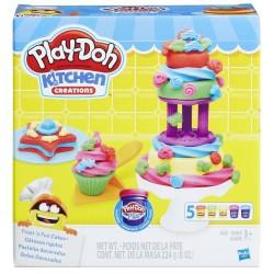 HASBRO B9741 Play-Doh Pasta Eğlencesi w:250 h:250
