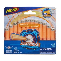 HASBRO C0162 Nerf N-Strike Elite AccuStrike Dart 12'li Yedek Paket w:250 h:250