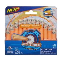 HASBRO C0163 Nerf N-Strike Elite AccuStrike Dart 24'lü Yedek Paket w:250 h:250