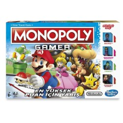Hasbro C1815 Monopoly Gamer w:250 h:250