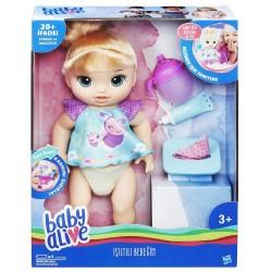 HASBRO C2700 Baby Alive Işıltılı Bebeğim w:250 h:250