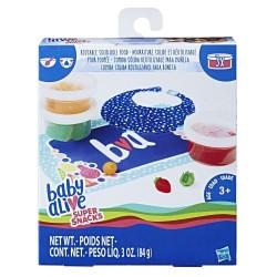 HASBRO C2727 Baby Alive Super Snacks Yedek Mama Paketi w:250 h:250