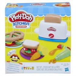 HASBRO E0039 Play Doh Oyun Hamuru Ekmek Kızartma Makinesi w:250 h:250