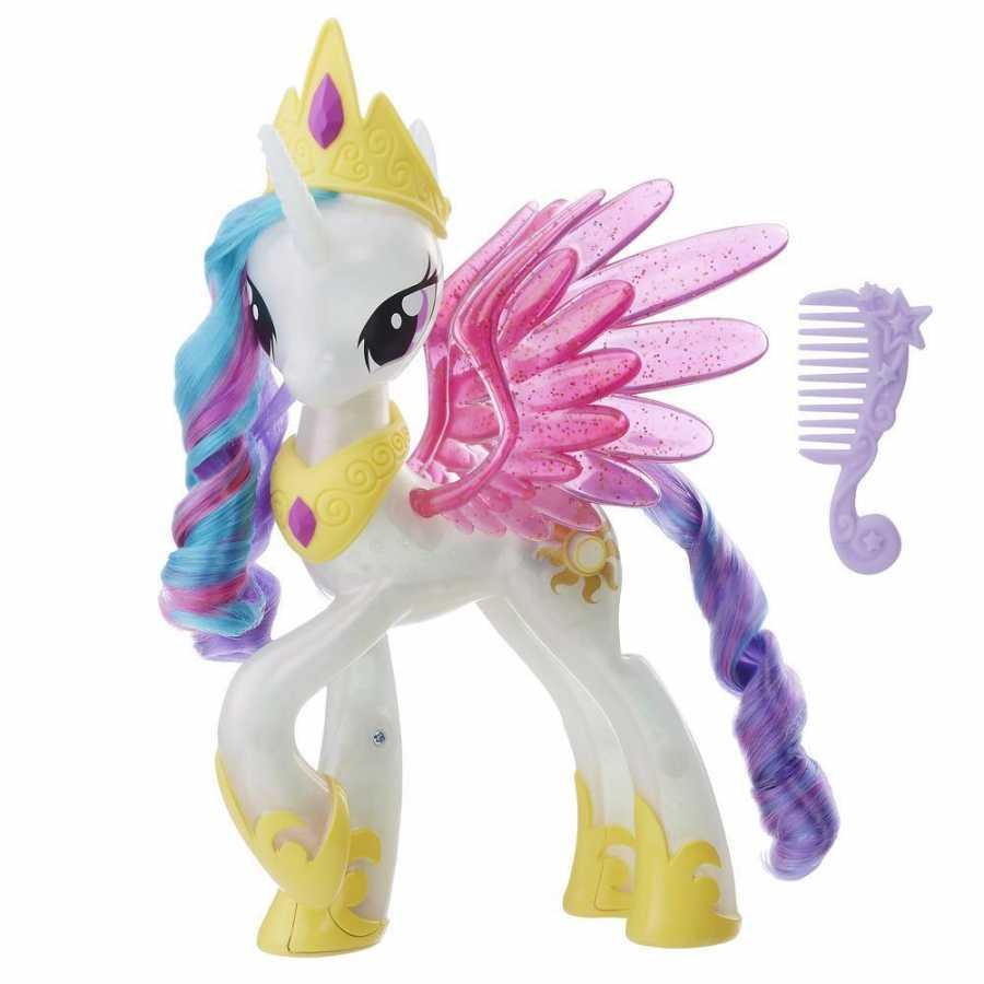 HASBRO E0190 My Little Pony Prenses Celestia Işıklı Figür
