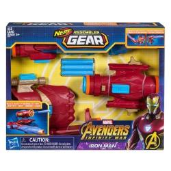 HASBRO E0562 Marvel Avengers Assembler Gear Iron Man Zırh w:250 h:250