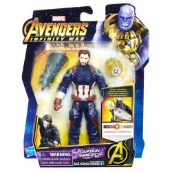 HASBRO E0605 Marvel Avengers: Infinity War Figür ve Sonsuzluk Taşı w:250 h:250