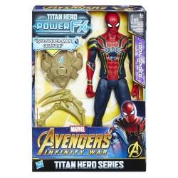 HASBRO E0608 Marvel Avengers: Infinity War Titan Hero Power FX Spider-Man Figür w:250 h:250