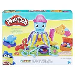 HASBRO E0800 Play-Doh Oyuncu Ahtapot w:250 h:250