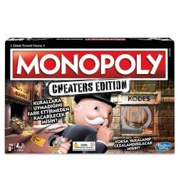 Hasbro E1871 Monopoly Cheaters Edıtıon w:250 h:250