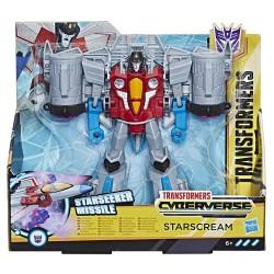 HASBRO E1886 Transformers Cyberverse Büyük Figür