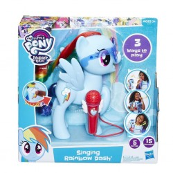 HASBRO E1975 My Little Pony Şarkı Söyleyen Rainbow Dash w:250 h:250