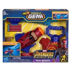 HASBRO E2134 Marvel Avengers Assembler Gear Spider-Man Fırlatıcı w:250 h:250