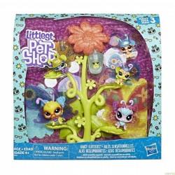 HASBRO E2159 Littlest Pet Shop Süslü Kelebek Miniş Ailesi w:250 h:250